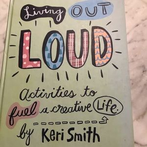 Living out Loud-book